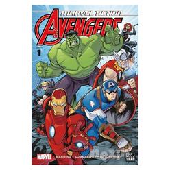 Marvel Action Avengers 1 - Thumbnail