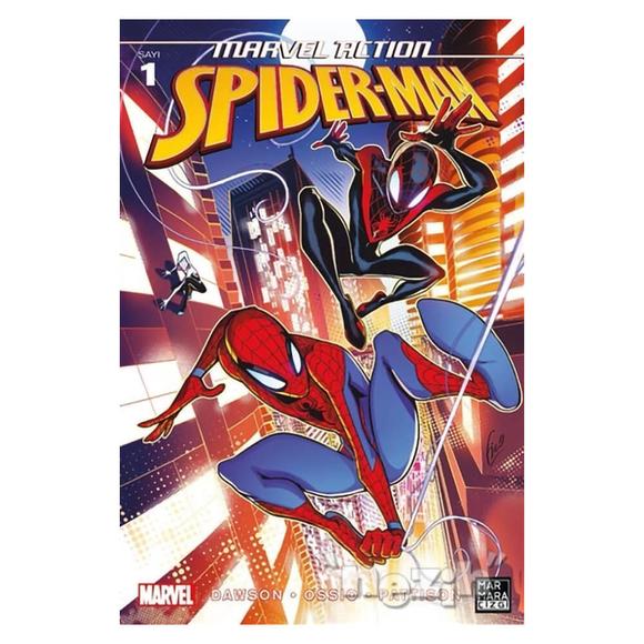 Marvel Action Spider Man 1