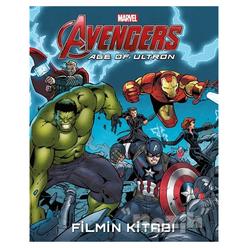 Marvel Avengers Age Of Ultron: Filmin Kitabı - Thumbnail