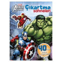 Marvel Avengers Assemble: Çıkartma Sahneleri - Thumbnail