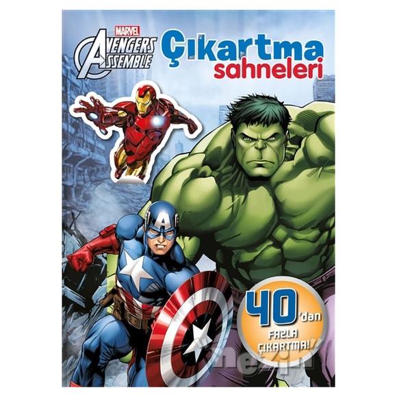 Marvel Avengers Assemble: Çıkartma Sahneleri
