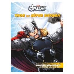 Marvel Avengers: Thor ile Süper Boyama - Thumbnail
