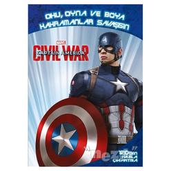 Marvel Captain America: Civil War - Thumbnail