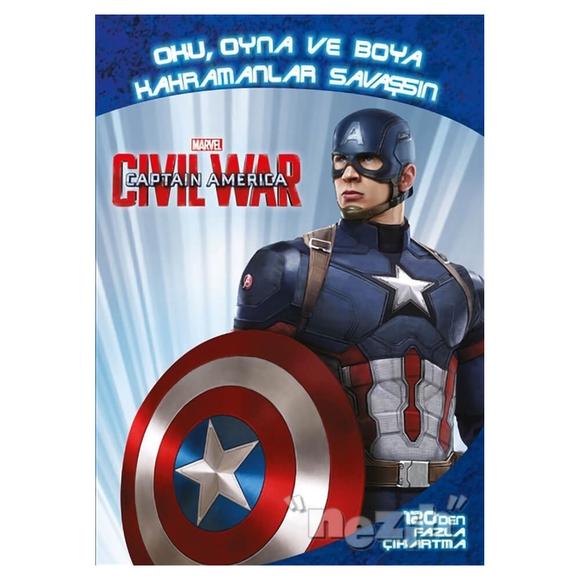 Marvel Captain America: Civil War