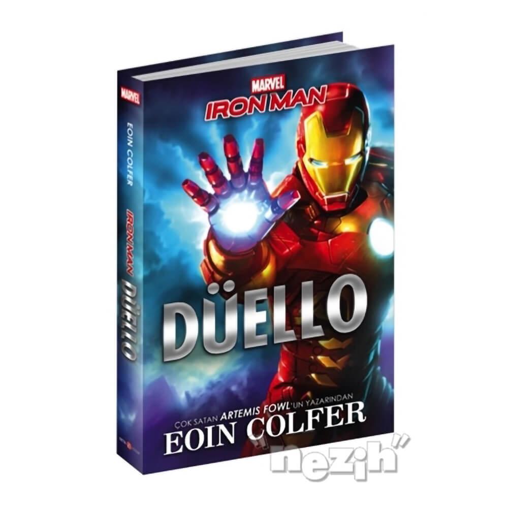 Marvel Iron Man Duello Nezih