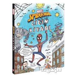 Marvel Spiderman Çizim Kitabı - Thumbnail