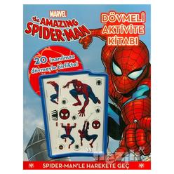 Marvel The Amazing Spider-Man: Dövmeli Aktivite Kitabı - Thumbnail