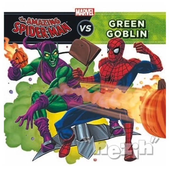 Marvel - The Amazing Spider-Man vs Green Goblin