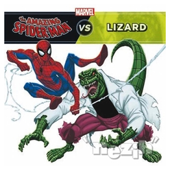 Marvel - The Amazing Spider-Man vs Lizard - Thumbnail