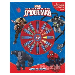 Marvel Ultimate Spider-Man: Oku ve Boya - Thumbnail