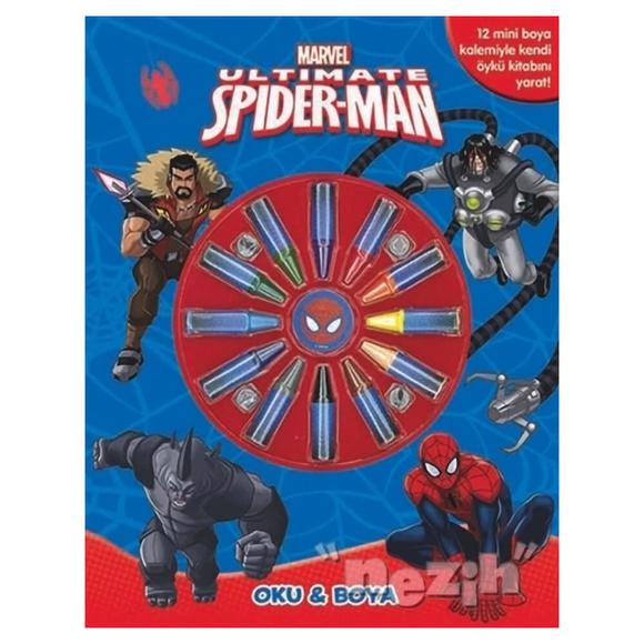 Marvel Ultimate Spider-Man: Oku ve Boya