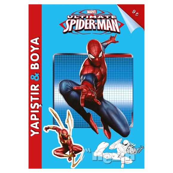 Marvel Ultimate Spider-Man: Yapıştır - Boya
