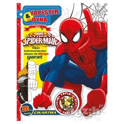 Marvel Ultimate Spider-Man: Yapıştır - Oyna - Thumbnail