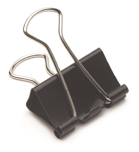 Mas 925 Omega Çelik Kıskaç 25 mm Siyah