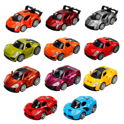 Maxx Wheels Sesli Ve Işıklı Spor Araba Tombul S01001640 - Thumbnail