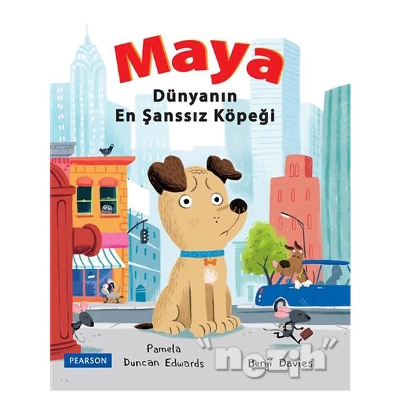 Maya: Dünyanın En Şanssız Köpeği