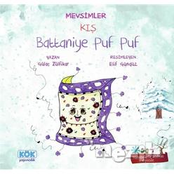 Mevsimler Kış - Battaniye Puf Puf - Thumbnail