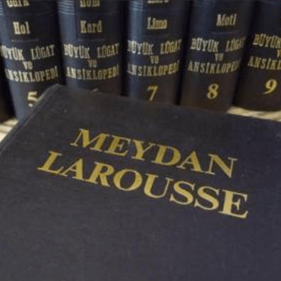 Meydan Larousse 15 Cilt