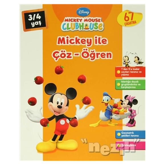 Mickey ile Çöz - Öğren