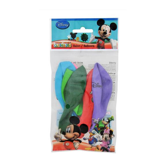 Mickey Mouse Balon 6'lı