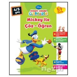 Mickey Mouse Clubhouse - Mickey ile Çöz - Öğren (4-5 Yaş) - Thumbnail