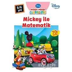 Mickey Mouse Clubhouse - Mickey ile Matematik (5/6 Yaş) - Thumbnail