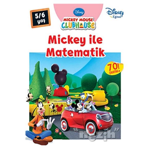Mickey Mouse Clubhouse - Mickey ile Matematik (5/6 Yaş)