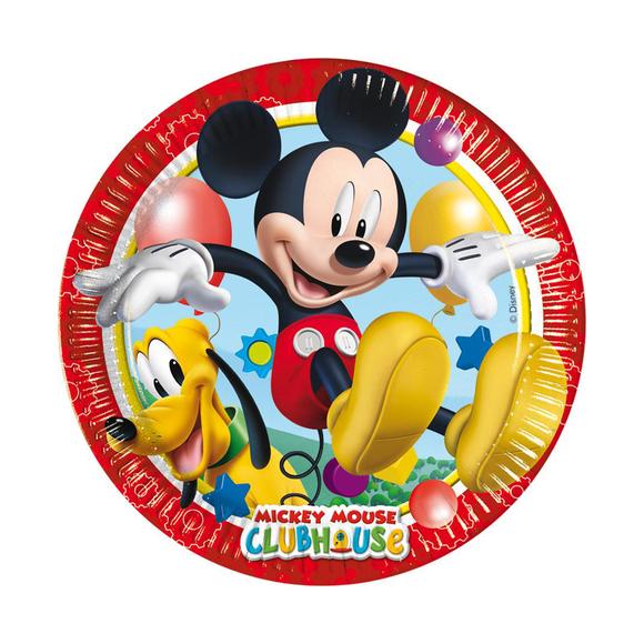 Mickey Playful Tabak 8'li