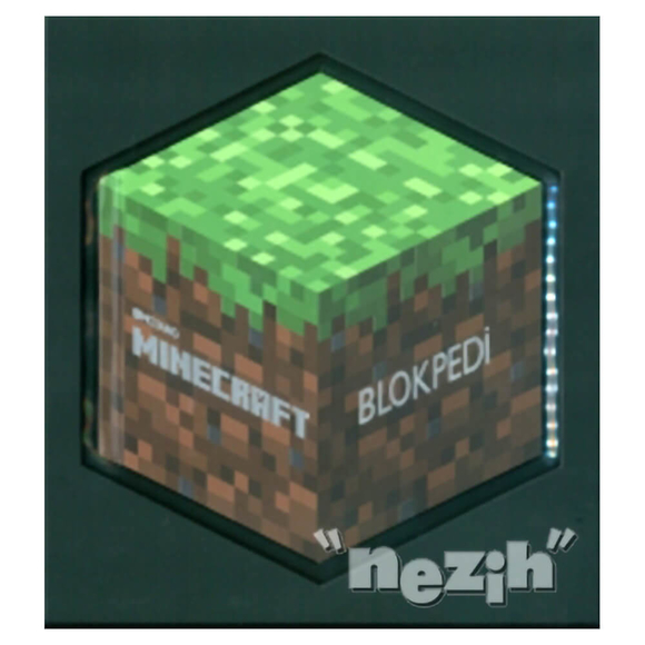 Minecraft Blokpedi