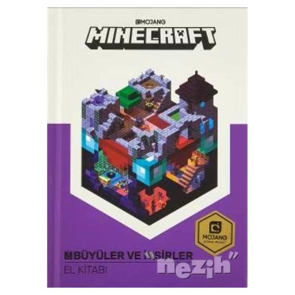 Minecraft - Büyüler ve İksirler El Kitabı