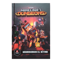 Minecraft Dengeons Kahramanın El Kitabı - Thumbnail