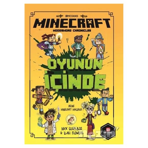 Minecraft - Oyunun İçinde