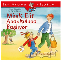 Minik Elif Anaokuluna Başlıyor - Thumbnail