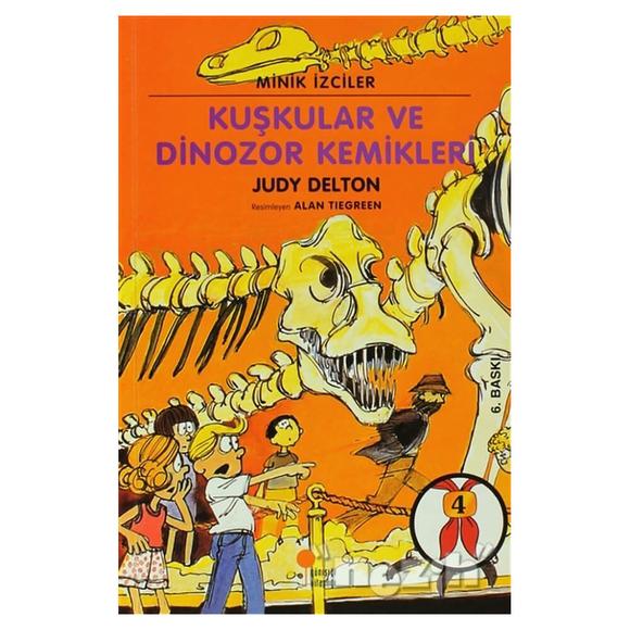 Minik İzciler - Kuşkular ve Dinozor Kemikleri