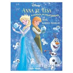 Minik Kardan Adamlar - Disney Karlar Ülkesi Anna ve Elsa - Thumbnail
