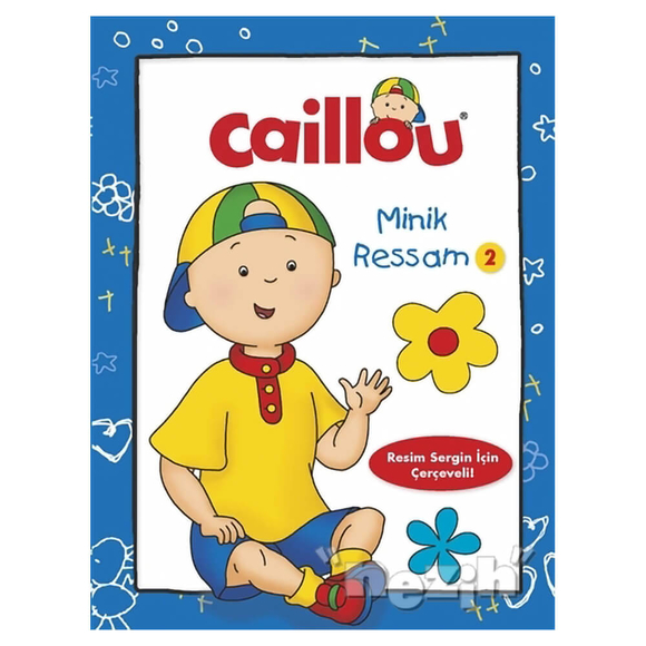 Minik Ressam 2 - Caillou