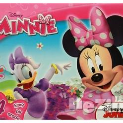 Minnie Kutulu - 4 Kitap Takım - Thumbnail