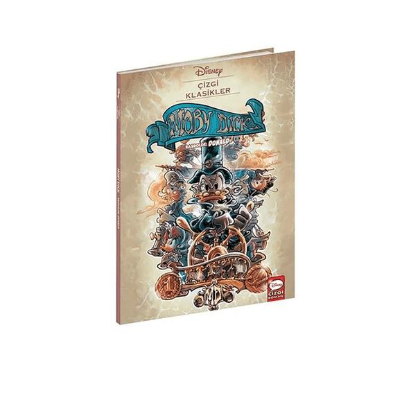 Moby Dick Başrolde: Donald - Disney Çizgi Klasikler