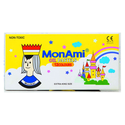 Monami Pastel Boya 12 Renk - Thumbnail
