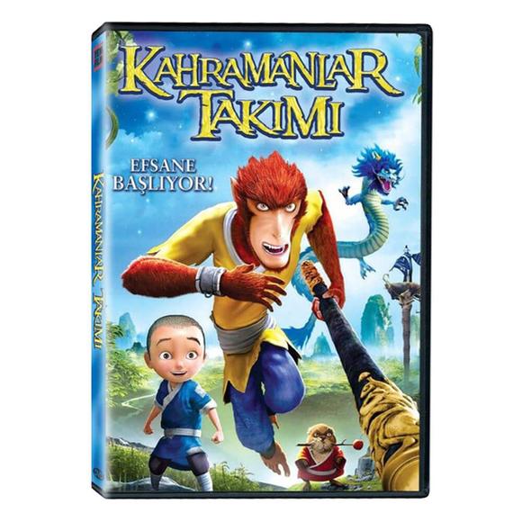Monkey King: Hero Is Back - Kahramanlar Takımı - DVD