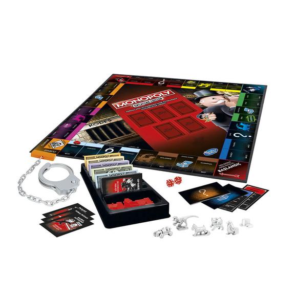 Monopoly Cheater's Edition E1871