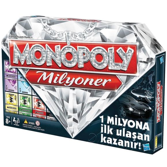 Monopoly Milyoner 98838