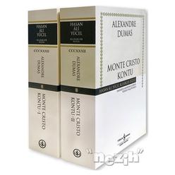 Monte Cristo Kontu - 2 Kitap Takım - Thumbnail