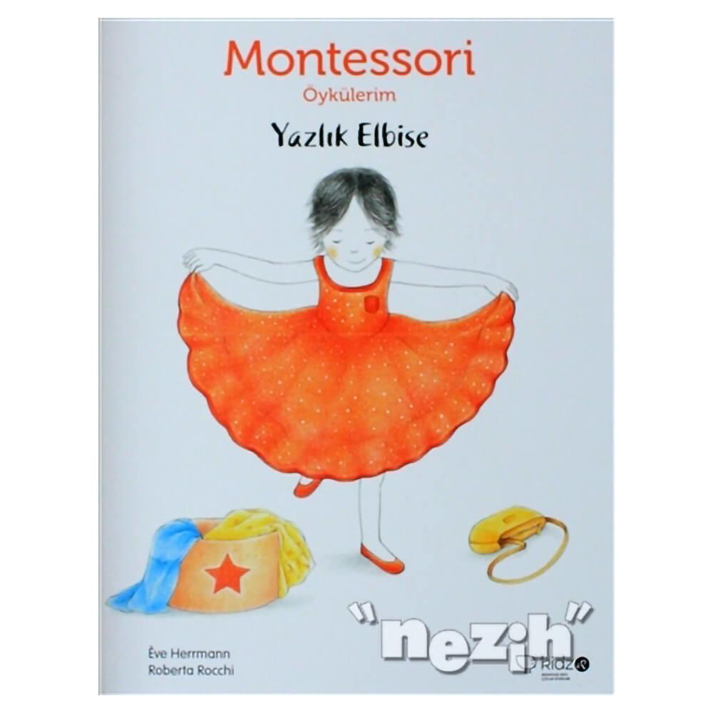 Montessori Oykulerim Yazlik Elbise Nezih