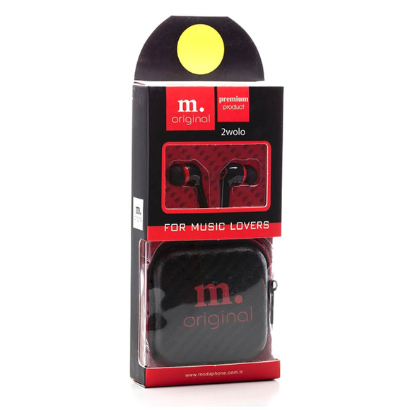 M.Original Çantalı Kulaklık DSN-807