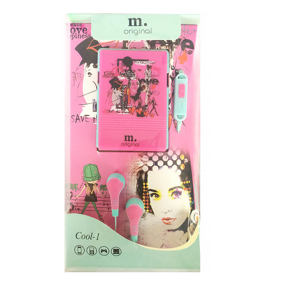 M.Original Kulaklık Cool 1