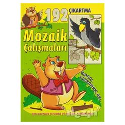 Mozaik Çalışmaları 192 Çıkartma - Masal Kahramanları - Thumbnail