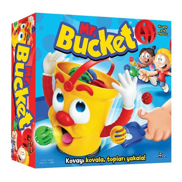 Mr Bucket Kutu Oyunu