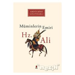 Müminlerin Emiri Hz. Ali - Thumbnail