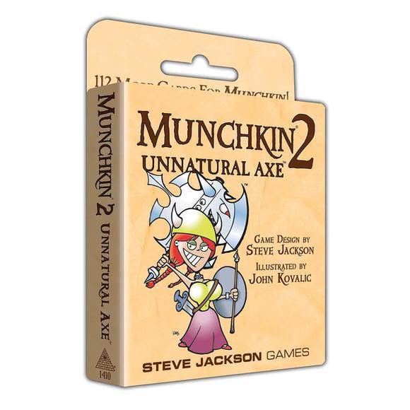 Munchkin 2 Kutu Oyunu